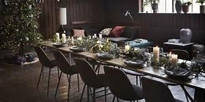 Table de Noël : faites le plein d'inspirations Marie Claire