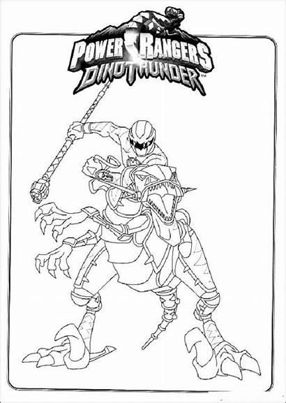 Colorear Power Rangers Dino Dibujos Imagenes Dibujosparacolorear
