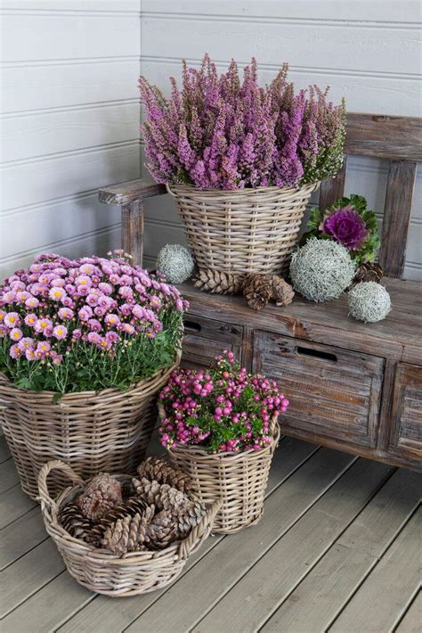spring  great diy flower pot ideas  front