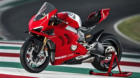 Ducati Panigale V4r by 2019 Ducati Panigale V4r Is 234hp