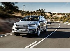 Audi Q7 etron 2016 plugin hybrid review CAR Magazine