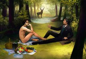 The Luncheon on the Grass (Hannibal) by KarlaFrazetty on ...
