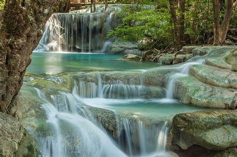erawan national park   waterfall park erawan
