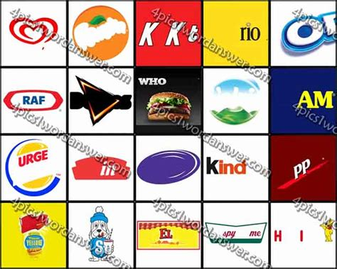100 pics solution cuisine food logos 100 pics answers imgkid com the image