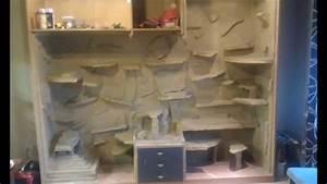 Kleiderschrank Selbst Gebaut : terrarium gebaut aus einem kleiderschrank youtube ~ Markanthonyermac.com Haus und Dekorationen