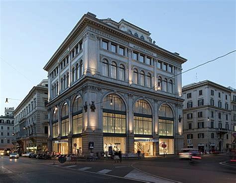 negozi di ladari a roma zara a roma la lista dei negozi da via corso ai