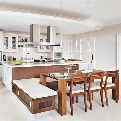 island stools for kitchen a place to sit which booths and integrated kitchen