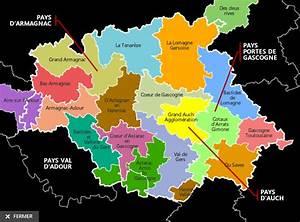 Carte Du Gers Détaillée : carte du gers jura carnes ~ Maxctalentgroup.com Avis de Voitures