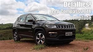Jeep Compass Longitude 2018 Flex - Falando De Carro