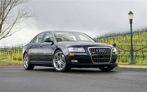 Audi A8 Backgrounds by Audi A8 A8l 4 2 W12 S8 Quattro Free Widescreen