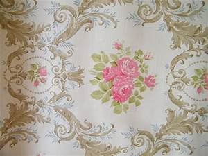Shabby Chic Wallpaper - WallpaperSafari