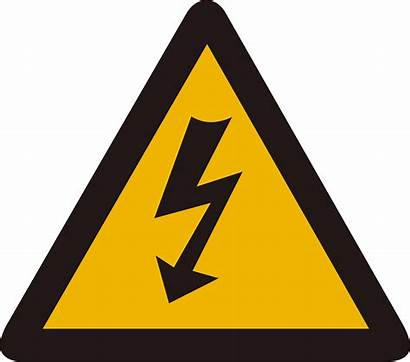 Danger Warning Electrical Signs Sign Clipart Safety