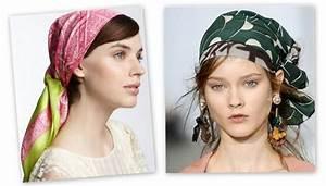 Comment Attacher Ses Cheveux : comment nouer un foulard dans ses cheveux fa on turban 5 ~ Melissatoandfro.com Idées de Décoration