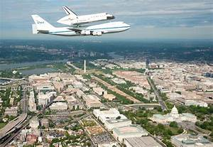 NASA Over Washington DC - Pics about space