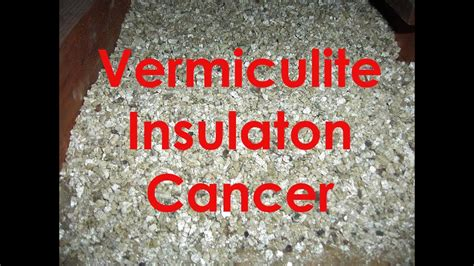 vermiculite insulation tremolite asbestos zonolight wc