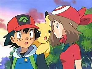 Pokemon Ash And May Love | www.imgkid.com - The Image Kid ...