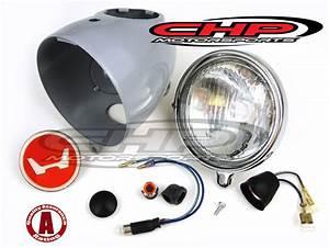 Headlight Assy Kit  Honda Z50 K1  U2013 K2