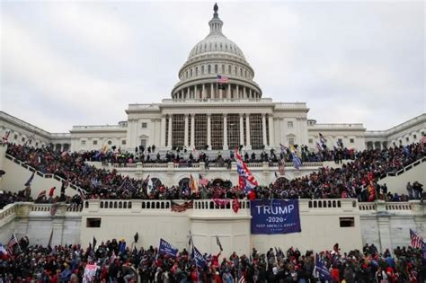 Police clear US Capitol of Trump supporters, to enforce curfew