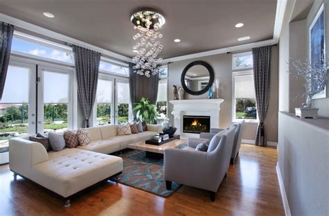 Living Room Ideas With Contemporary Designs