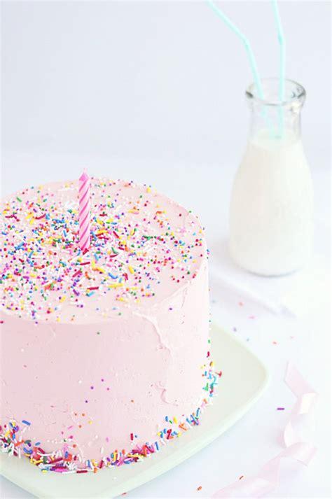 love cake sprinkles pink vanilla sprinkles cake