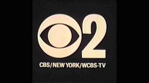 Wcbs-tv (ch. 2) Sta. I.d. Announced By David Campbell