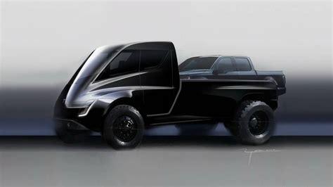 tesla inside engine tesla pickup truck shown during semi reveal