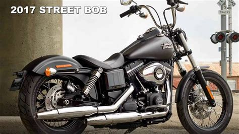 2017 Harley-davidson Street Bob Walk Around & Review 2016