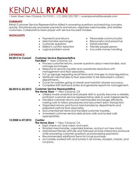 resume skills and abilities administrative assistant retail customer service resume sle