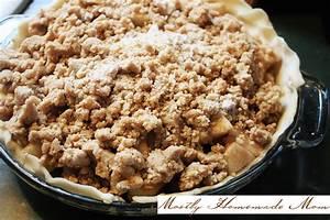 Pastor's Wife Apple Crumb Pie - Crazy Cooking Challenge ...