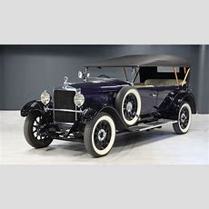 Cars Of The 1920s