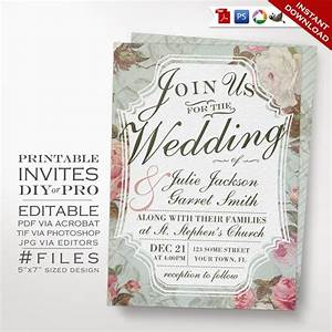 best 25 french country weddings ideas on pinterest With free printable rose wedding invitations