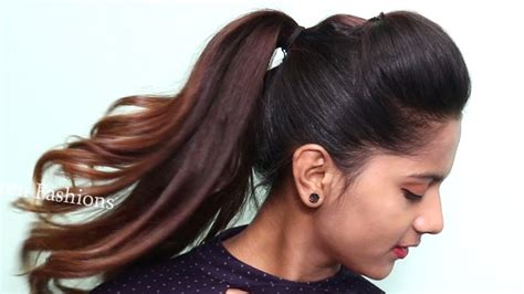 latest hairstyles for young girls puff hairstyles