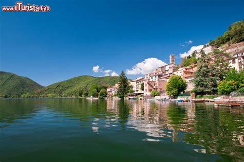 piediluco umbria il lago  la visita al paese cosa vedere