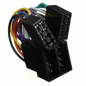 Car Headunit Stereo Harness Adaptor Iso Lead For Peugeot