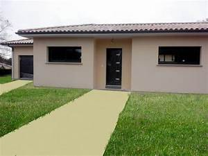 Garage Merignac : maison avec garage latresne constructeur de maison individuelle bordeaux immo construction ~ Gottalentnigeria.com Avis de Voitures