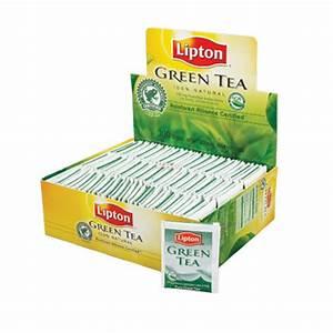 Lipton tea green bag 100t