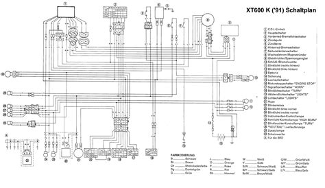 xt wiring diagrams