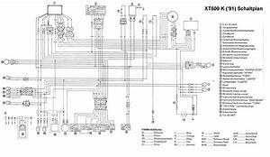 Yamaha Xt600e Wiring Diagram
