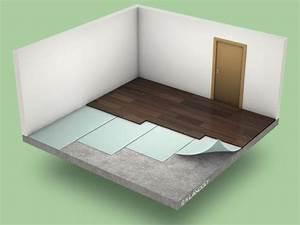 isolations acoustiques de sol tous les fournisseurs With sous couche parquet acoustique