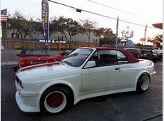1987 BMW 325i Custom E30 Widebody Convertible Classic