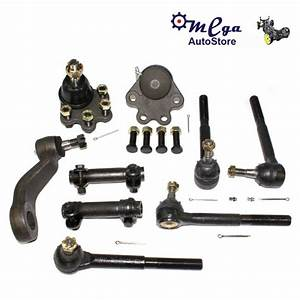 System Repair Suspension Steering Parts Chevy K3500 4wd