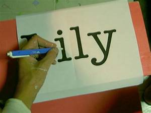 craftaholics anonymousr how to paint letters on wood With painting stencil letters on wood