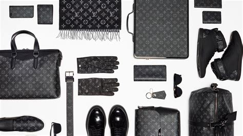 Louis Vuitton's Monogram Eclipse Collection Is Finally