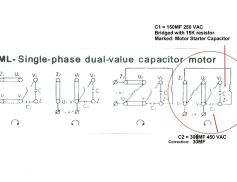 240v motor wiring diagram single phase collection