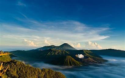 Indonesia Java Nature Alam Pemandangan Island Pulau