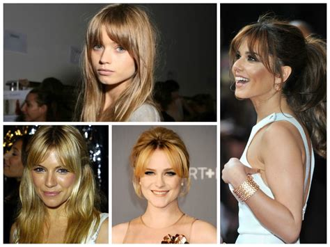 HD wallpapers hairstyles for round face and big forehead