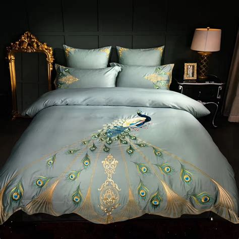 king size bedding dimensions uk bed linen outstanding peacock bed linen peacock bed