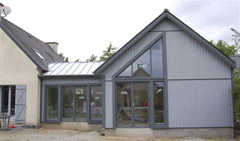 faire maison faire une extension ou une sur 233 l 233 vation en bois de sa maison la maison bois par maisons bois