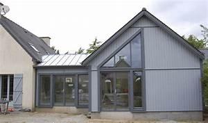 faire une extension ou une surelevation en bois de sa With faire une extension maison