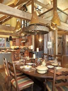 Rustic Dining Room Lighting Fixtures